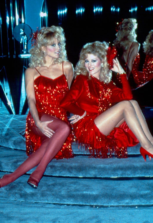 judy and audrey landers