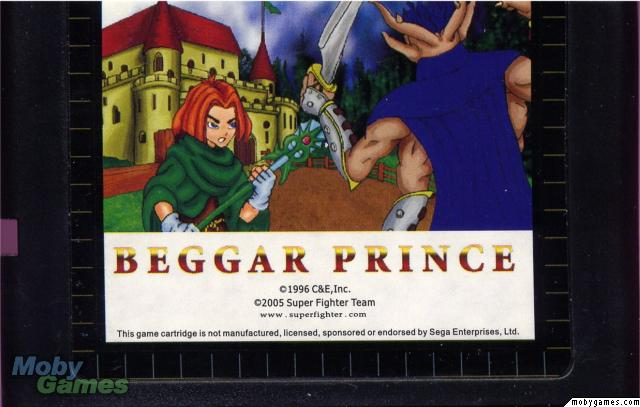 Beggar Prince