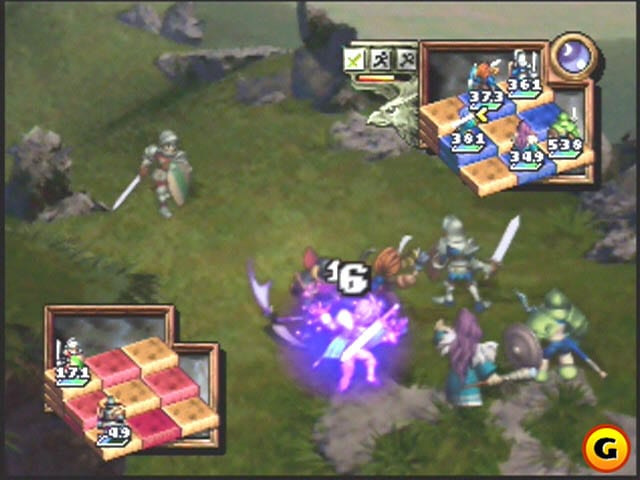 Ogre Battle 64: Person of Lordly Calibur