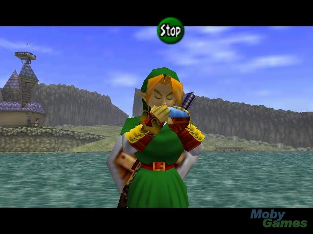Legend of Zelda: Ocarina of Time, The