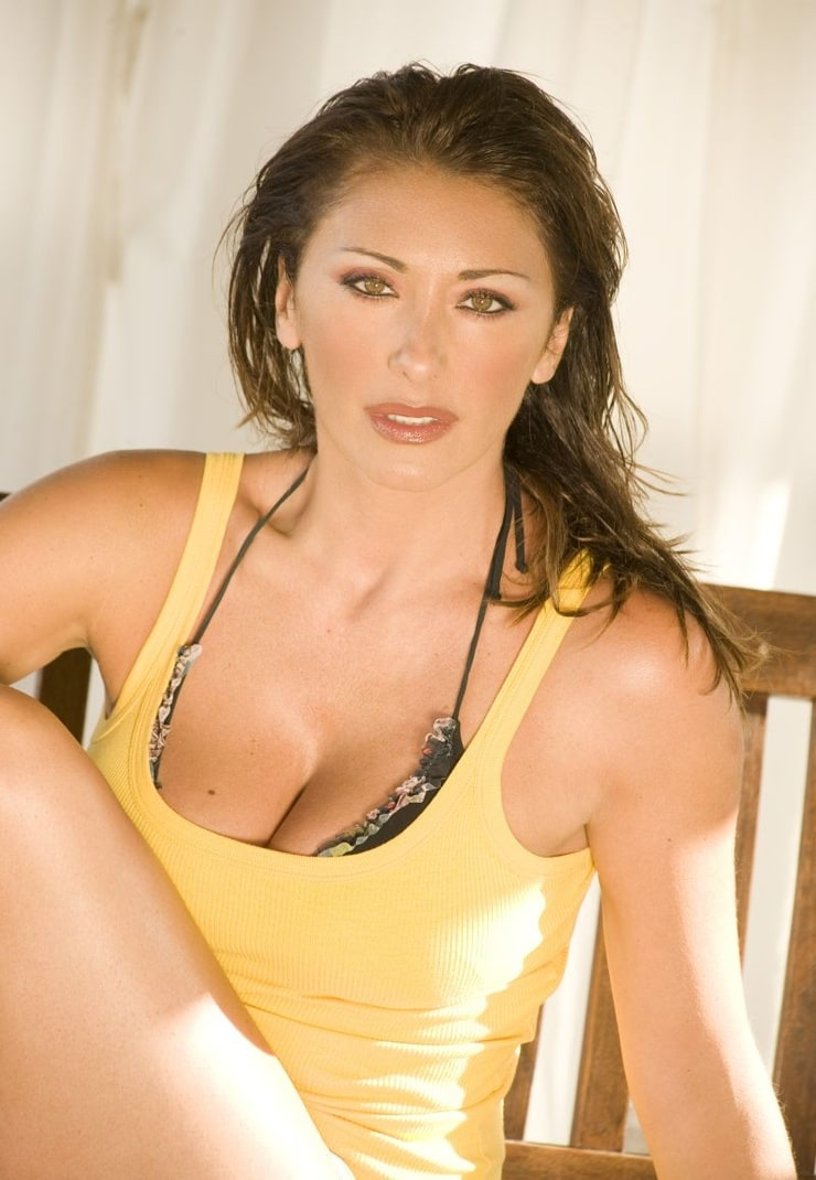 Sabrina Salerno Nude Photos 3