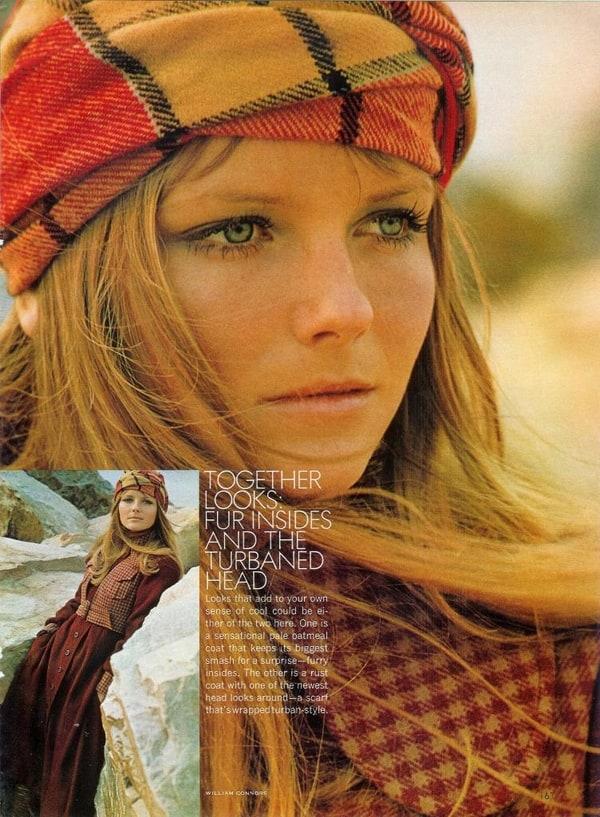 Cheryl Tiegs Poster