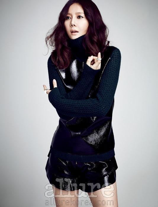 » Yum Jung Ah » Korean Actor & Actress