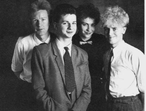 Depeche Mode 1982