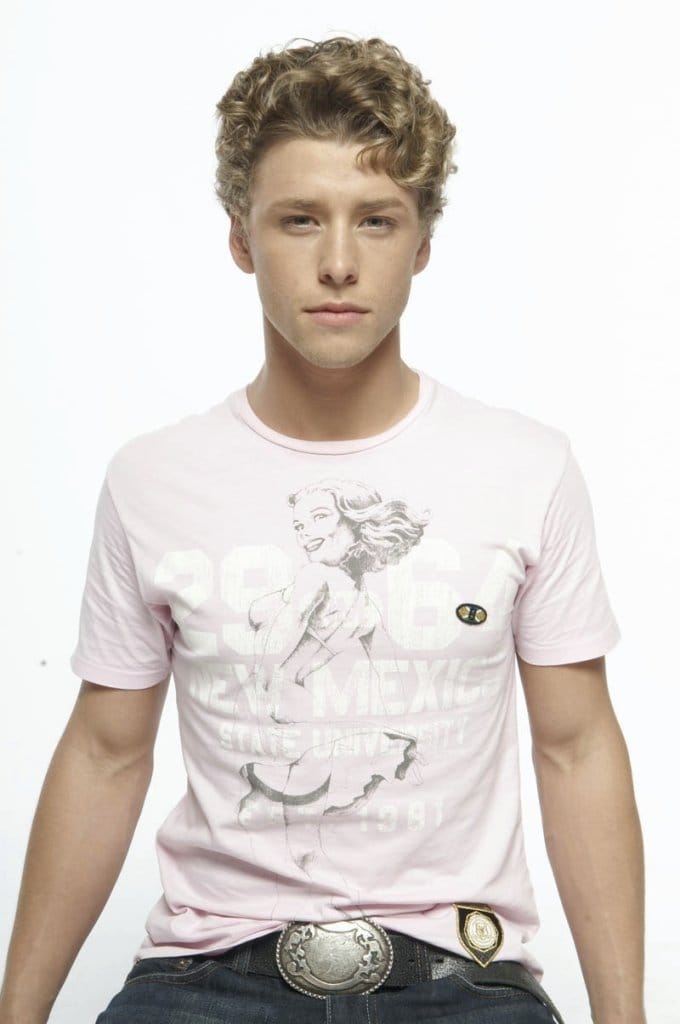 how tall is mitch hewer