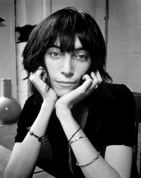 Patti SmithYoung Patti Smith