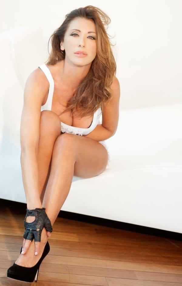 Picture Of Sabrina Salerno