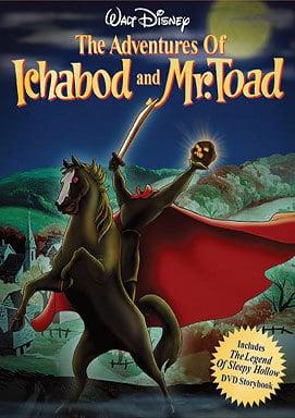 Sleepy Hollow Book vs Movie