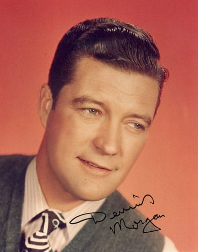 dennis morgan actor