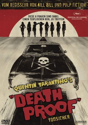 Death proof poster  Etsy