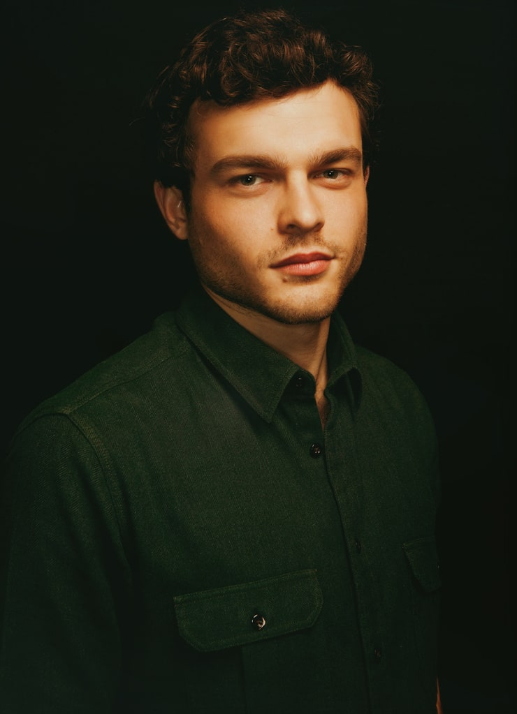 Alden ehrenreich for The alden