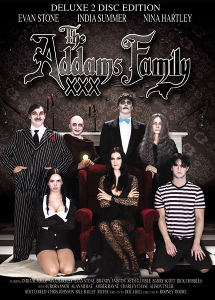 Addams Family XXX Parody / Семейка Адамс Пародия XXX (Exquisite Скач