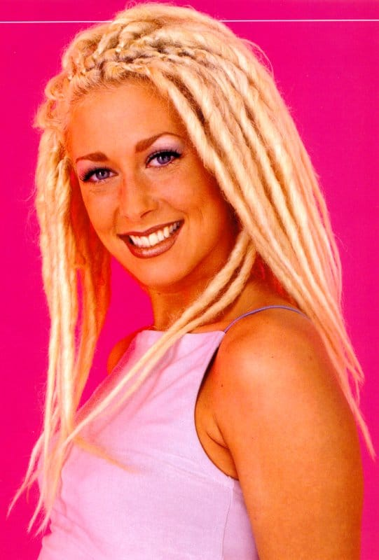 musicians with dreadlocks - Faye Tozer - Steps