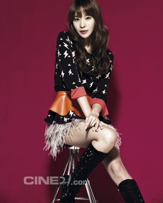 Ah-jung Kim Nude Photos 2
