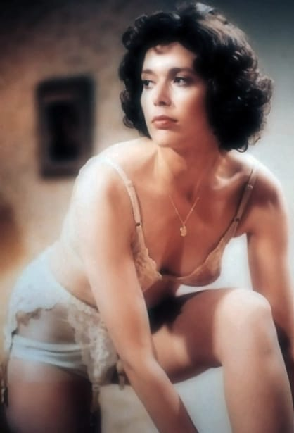 Nude Photos Ofsylvia Kristel 11