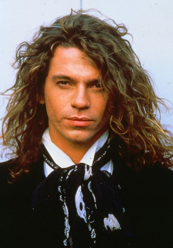 Picture Of Michael Hutchence