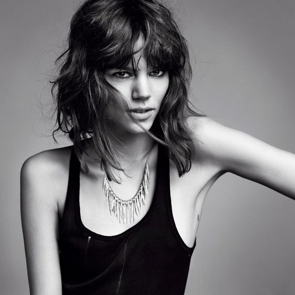Freja Beha Erichsen has been added to these lists: