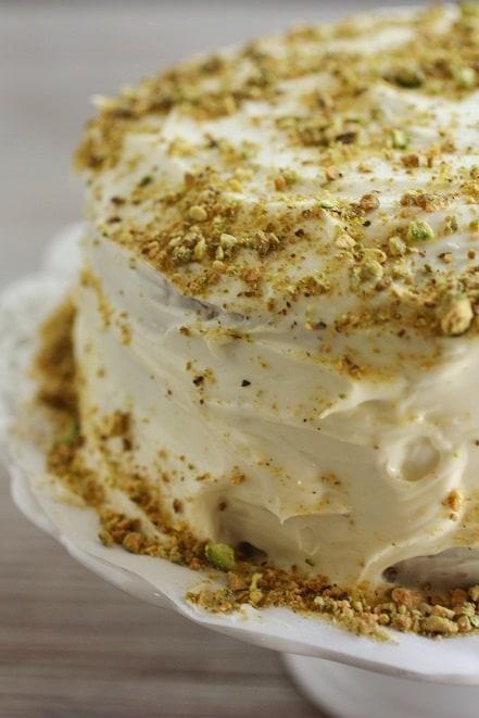 best pistachio cake
