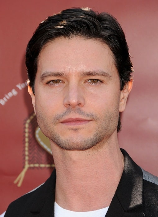 jason behr movies and tv shows