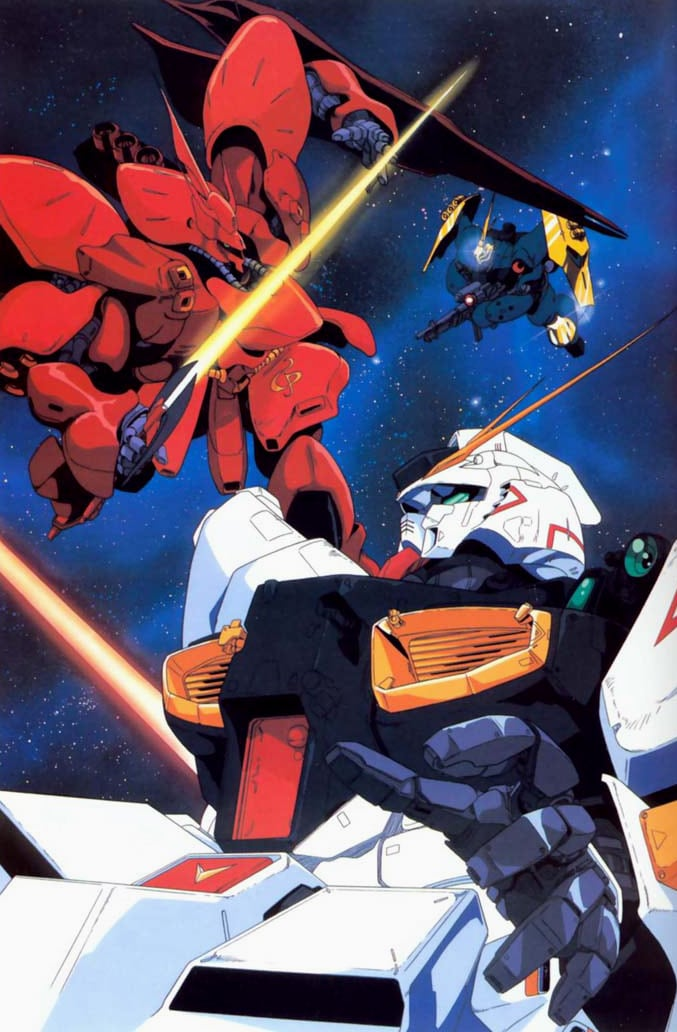 Picture Of Mobile Suit Gundam Char S Counterattack