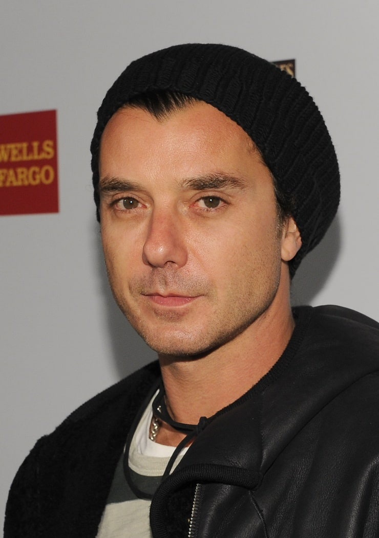 gavin rossdale will i am