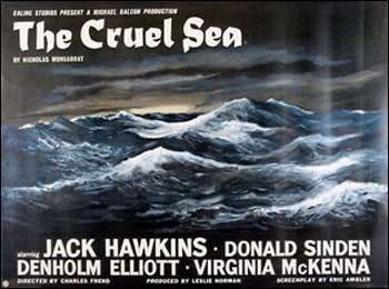 Image result for the cruel sea