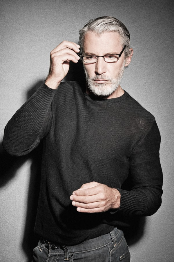 Glasses Frames For 60 Year Old Man : Picture of Aiden Shaw