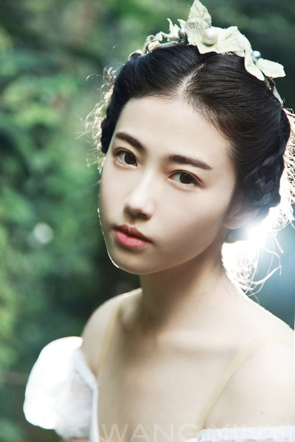 Picture of Zhang Xinyuan