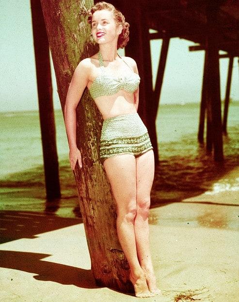 Debbie reynolds bikini