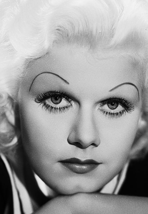 Jean Harlow has been added to these lists: