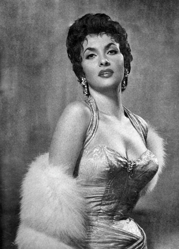 gina lollobrigida has been added to these lists