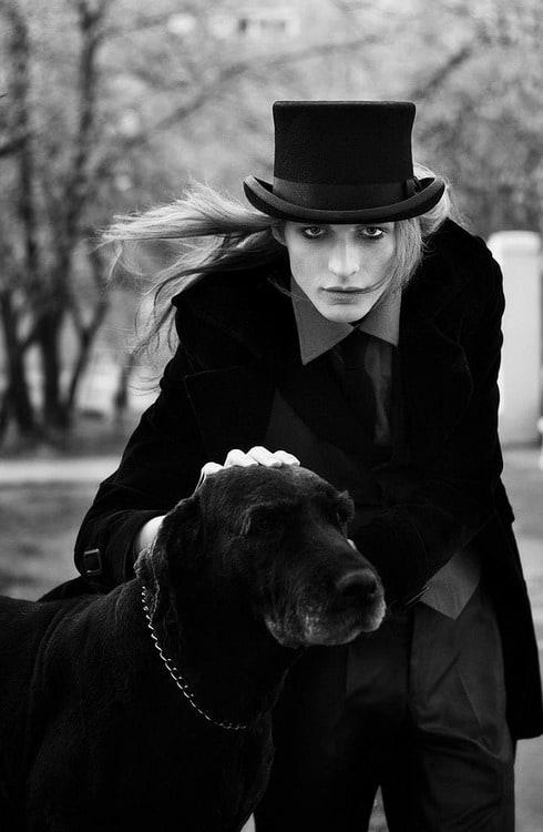 Danila Kovalev                                                       Victorian Goth Men