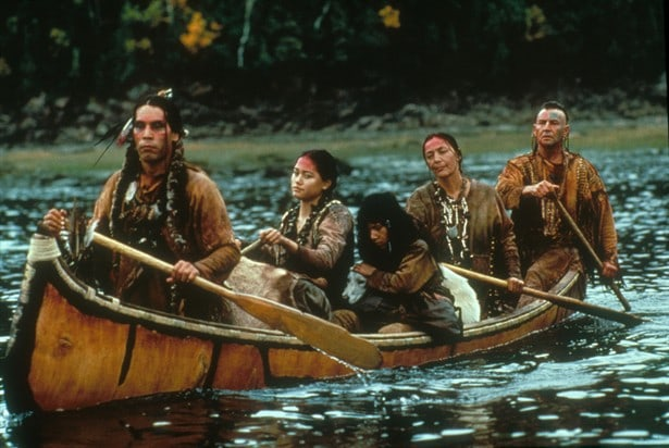 blackrobe movie review A jesuit in a black robe travels to remote 1600s canada, trying to reach a mission to the huron tribe deep in the wintry quebec country guided by algonquins and encountering troublesome iroquois, our hero as the brush which is.