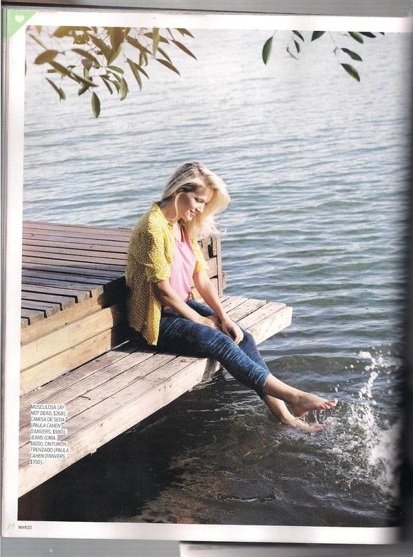 Luisana Lopilato - Photocollage