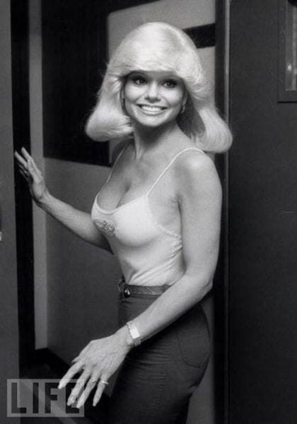 LONI ANDERSON sexy bikini signed 8x10 photo eBay
