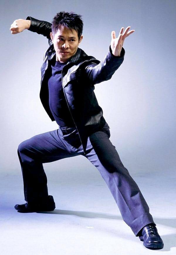Jet Li actor
