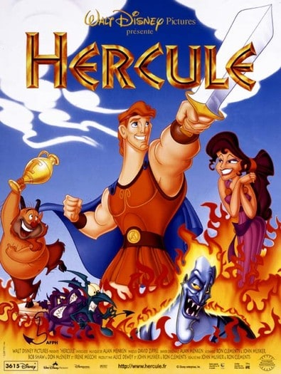 Picture Of Hercules 1997