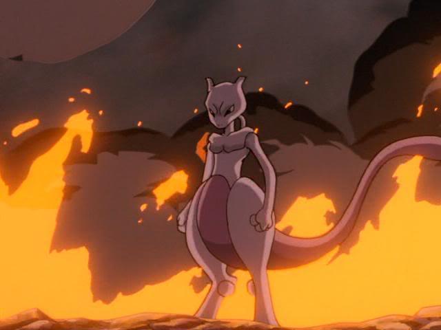 Pokemon: The First Movie (1998)