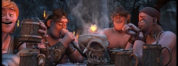 ronal barbaren full movie