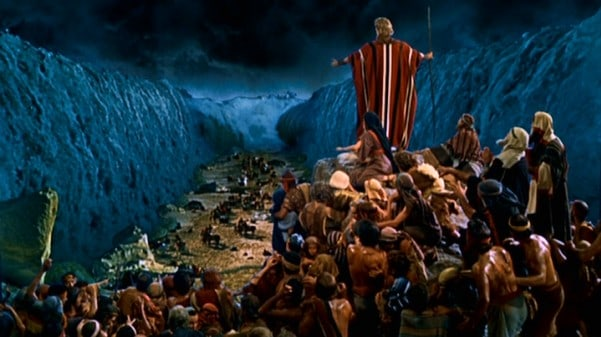 The Ten Commandments (1956)