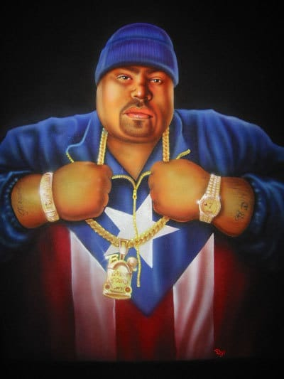Picture Of Big Punisher