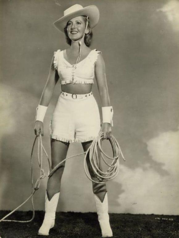Picture of Jean Arthur