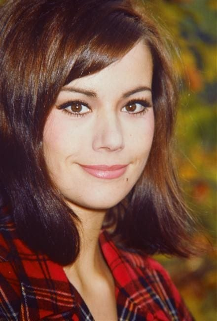 Claudine Auger - The Ark of Grace