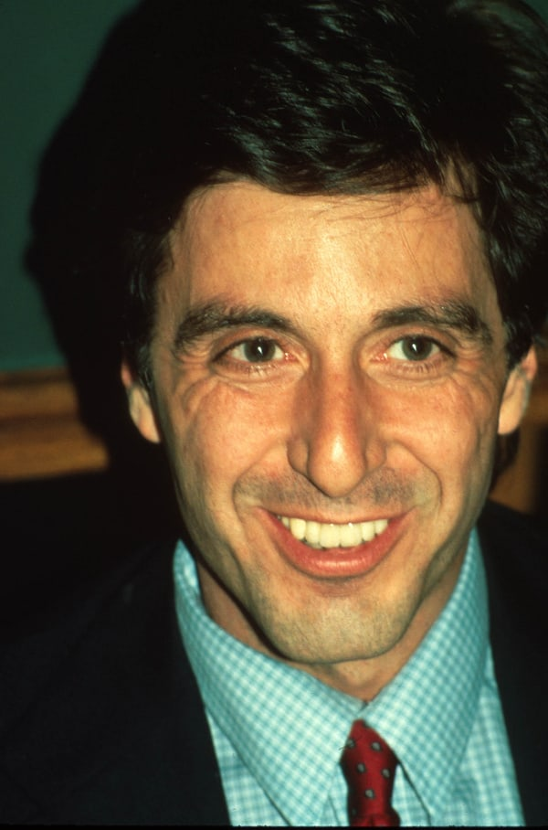 Al Pacino has been add...