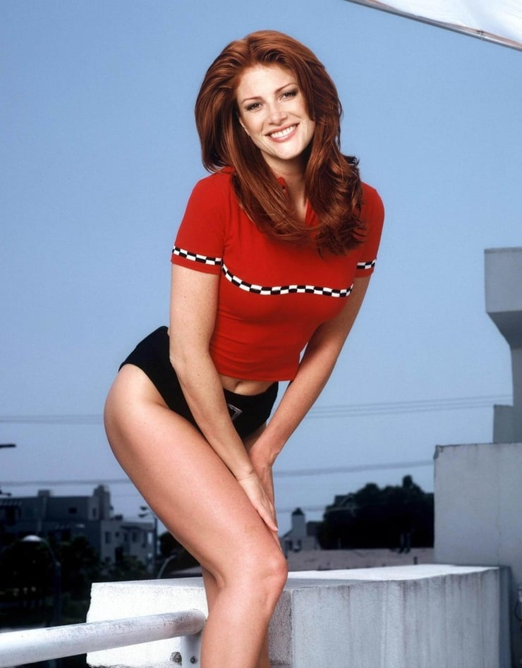 Angie Everhart Nude 26