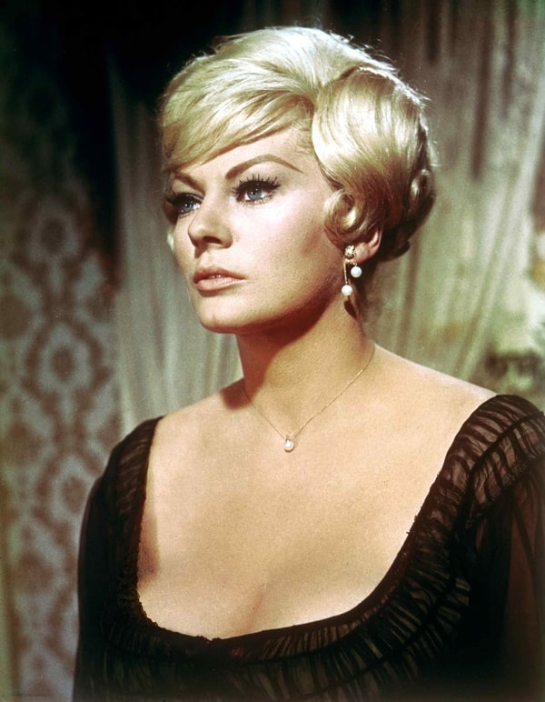 Anita ekberg has been added to these lists