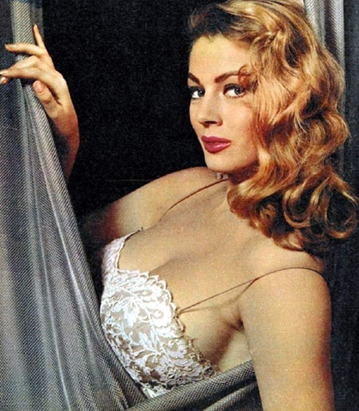 Picture of Anita Ekberg
