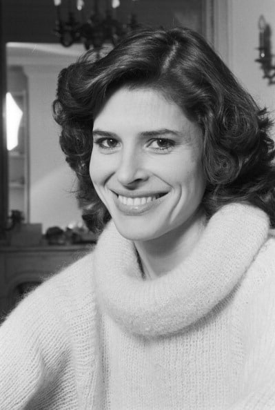 Picture of Fanny Ardant