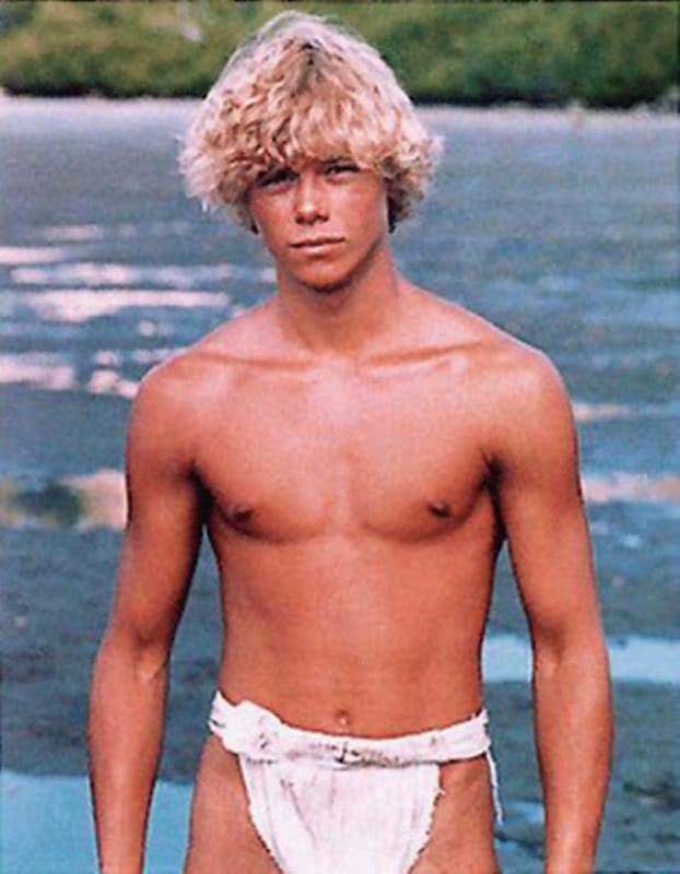 Blue Lagoon Christopher Atkins