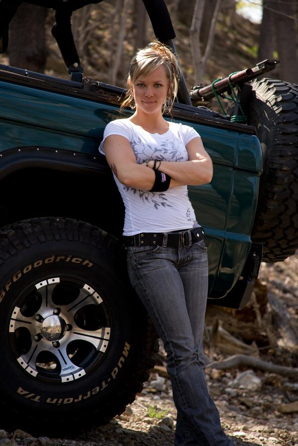 Picture of Jessi Combs